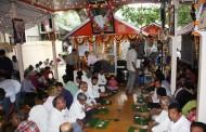 श्री माळी महाराज मठात नागनाथ महाराज यांचा समाधी उत्सव