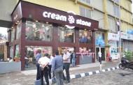 'क्रीमस्टोन' या नव्या आईस्क्रीम संकल्पनेचे पुण्यात आगमन   बाणेरमध्ये पहिल्या आकर्षक आणि भव्य दालनाचे उद्घाटन
