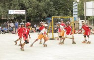 रोलबॉल स्पर्धेत मुला-मुलींच्या गटात पुणे संघांचे वर्चस्व