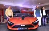 भारताची पहिली सुपर कार डीसी अवंतीचे अनावरण