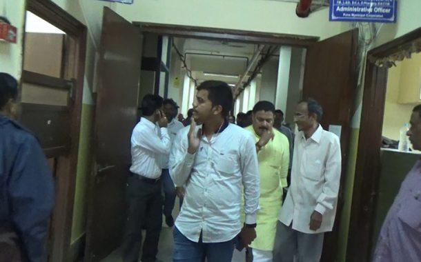 बोगस कर्मचाऱ्याला कोणत्या वरिष्ठ अधिकाऱ्याचा आशीर्वाद…आयुक्त कुणाल कुमार आज तरी सांगणार काय ?