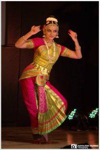 पूर्वी भावेचा नृत्याविष्कार