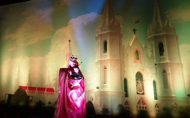लष्कर भागात मदर मेरीचा जन्मोत्सव उत्साहात साजरा