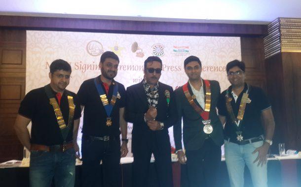जॅकी श्रॉफ राऊंड टेबल इंडियाचे नवे ब्रँड अॅम्बेसिडर(व्हिडीओ)