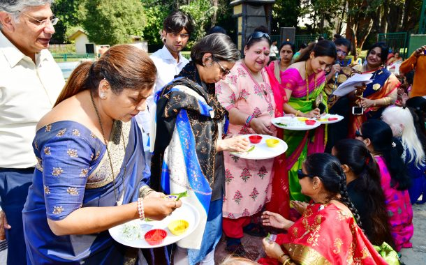 अंधांमधील आत्मविश्वास हा समाजाला प्रेरणादायी : रश्मी शुक्ला
