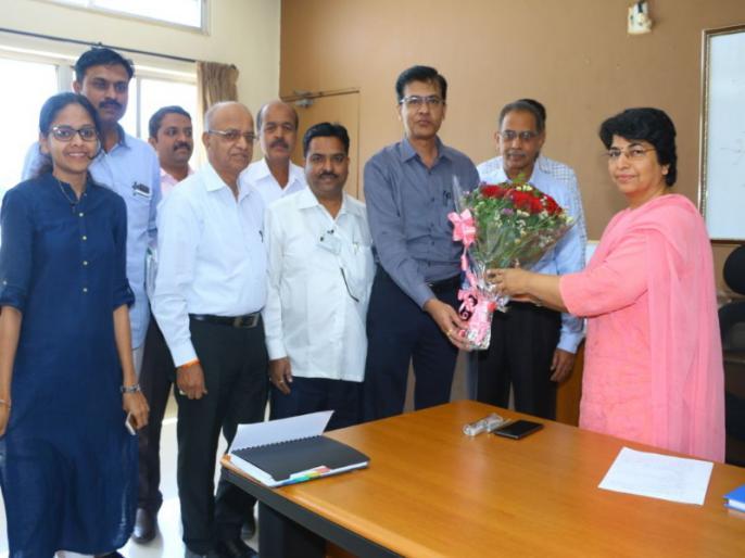 नयना गुंडे यांनी स्वीकारला पीएपीएमएलचा पदभार