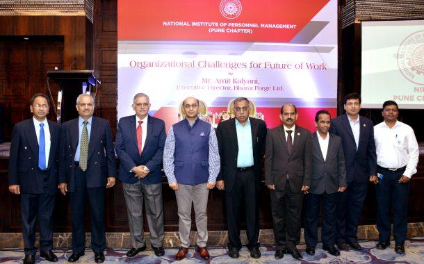 भारत मोठ्या प्रगतीच्या टप्प्यावर : अमित कल्याणी