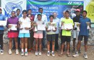 टॅलेंट सिरीज टेनिस स्पर्धेत सायना देशपांडे, यशराज दळवी यांना विजेतेपद