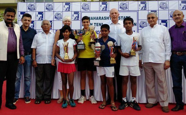 पुण्याच्या मानस धामणेला राष्ट्रीय विजेतेपद   मुलींच्या गटात तेजस्वी दबस हिला विजेतेपद