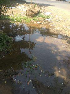 पाण्याची गळती थांबवा-अण्णा जोगदंड