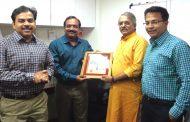 'पुण्यभूषण'ने अनुकरणीय परंपरा निर्माण केली – डॉ. सतीश देसाई