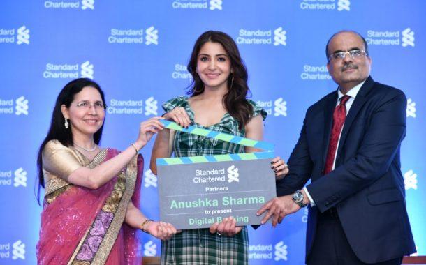 स्टँडर्ड चार्टर्ड बँक- ब्रँड अम्बेसेडर म्हणून अनुष्का शर्माची निवड