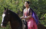 मालिकेसाठी अभिनेत्री प्राजक्ता गायकवाड शिकली घोडेस्वारी आणि तलवारबाजी