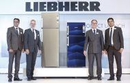विविध श्रेणीतील रेफ्रिजरेटर्स सादर करीत  जर्मनीतील 'लीभेर' कंपनीचा भारतीय बाजारपेठेला 'हॅलो