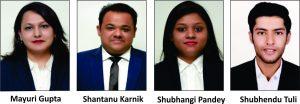 भारती विद्यापीठ आय.एम.ई.डी.च्या विद्यार्थ्यांची स्वीडन व ग्रीससाठी निवड
