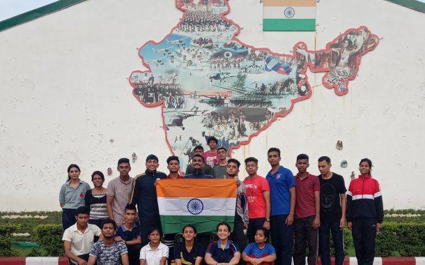 युथ एक्सचेंज प्रोग्रॅम 2018-19 रशियासाठी महाराष्ट्रातून पुण्याच्या सर्वेश नावंदे ची निवड