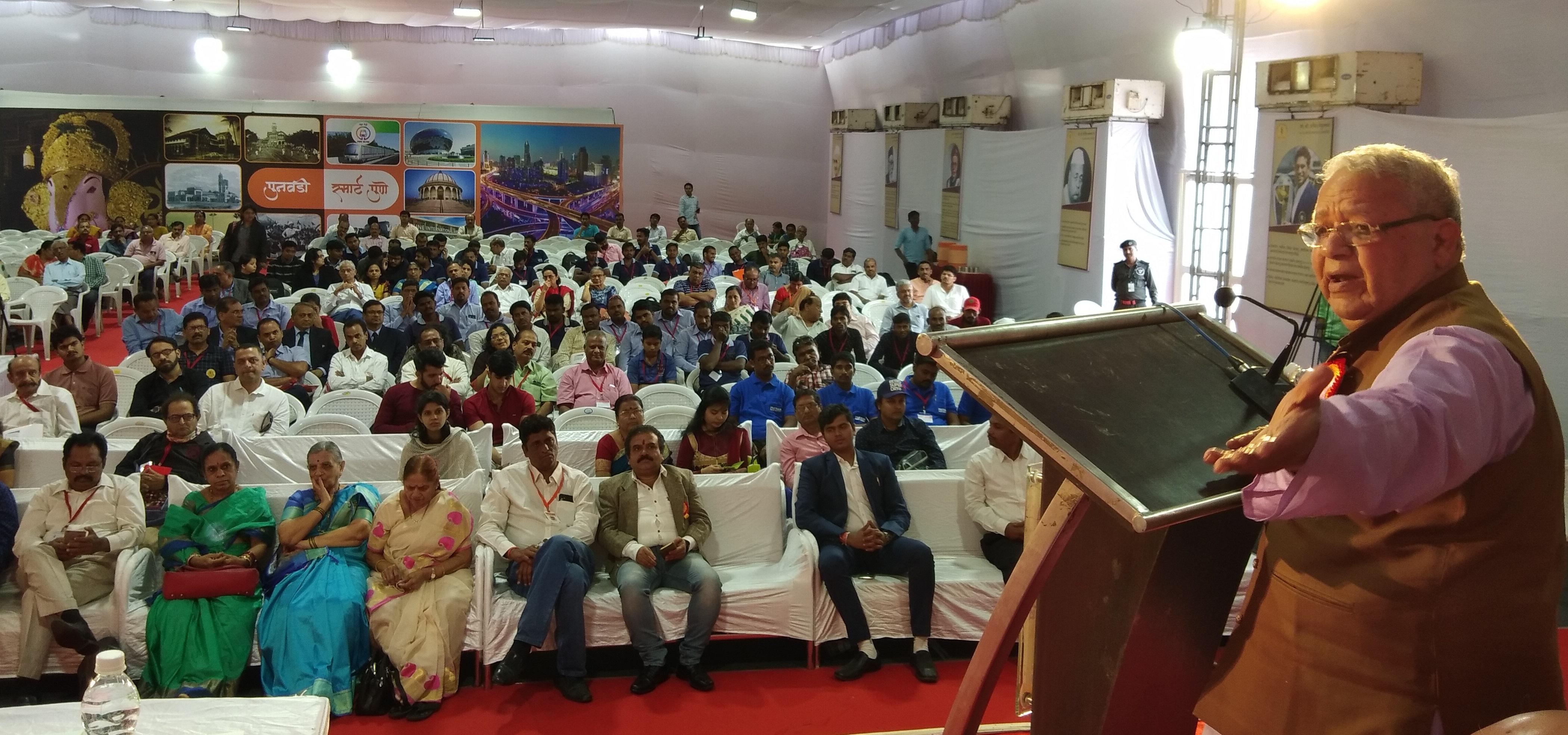 ब्राह्मण समाजाने उद्योजकता विकासावर भर द्यावा- कलराज मिश्र