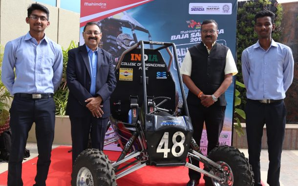 महिंद्रा बाहा एसएईइंडिया 2019च्या 12व्या आवृत्तीला सुरुवात-363पैकी 251 महाविद्यालयांची अंतिम फेरीत धडक.
