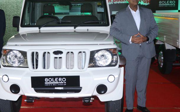 महिंद्राने दाखल केले 1,700 किलो पेलोड क्षमतेचे भारतातील पहिले पिक-अप वाहन(व्हिडीओ)