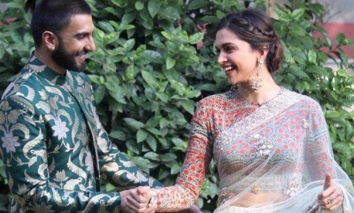 दीपिका पादुकोण आणि रणवीर सिंह यांचा  विवाह 14 आणि 15 नोव्हेंबर ला..