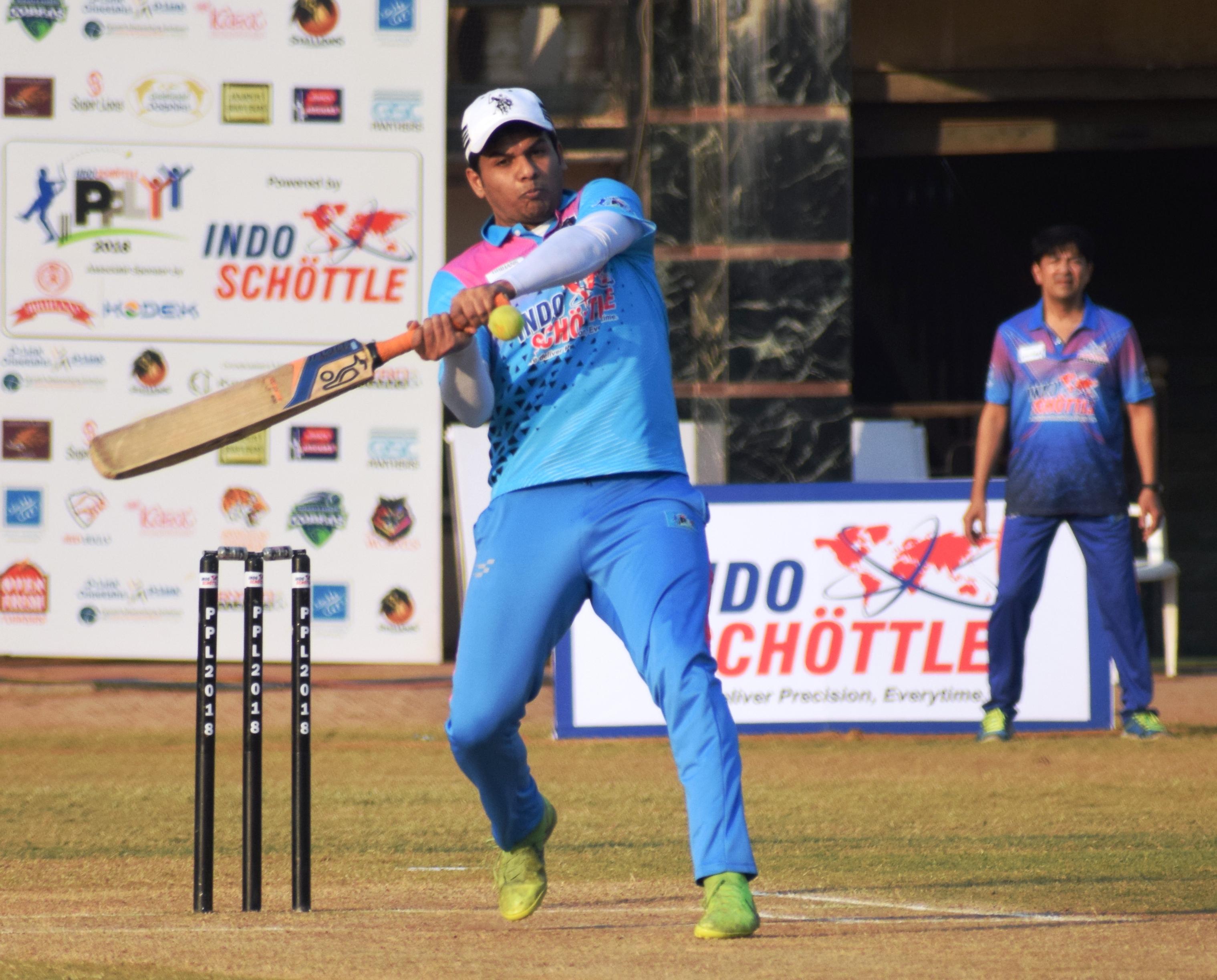 इंडोशॉटले पीवायसी प्रिमियर लीग क्रिकेट स्पर्धेत एनएच वुल्वस संघाचा सलग तिसरा विजय