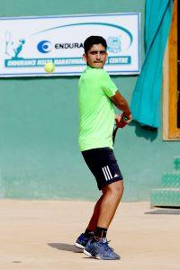 राष्ट्रीय टेनिस स्पर्धेत युवान नांदलचा अव्वल मानांकीत खेळाडूवर विजय