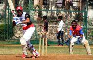 दुसऱ्या श्री.शरदचंद्रजी पवार प्रौढ करंडक  क्रिकेट स्पर्धेत भाऊसाहेब निंबाळकर इलेव्हन,  राजू भालेकर इलेव्हन संघांची विजयी सलामी