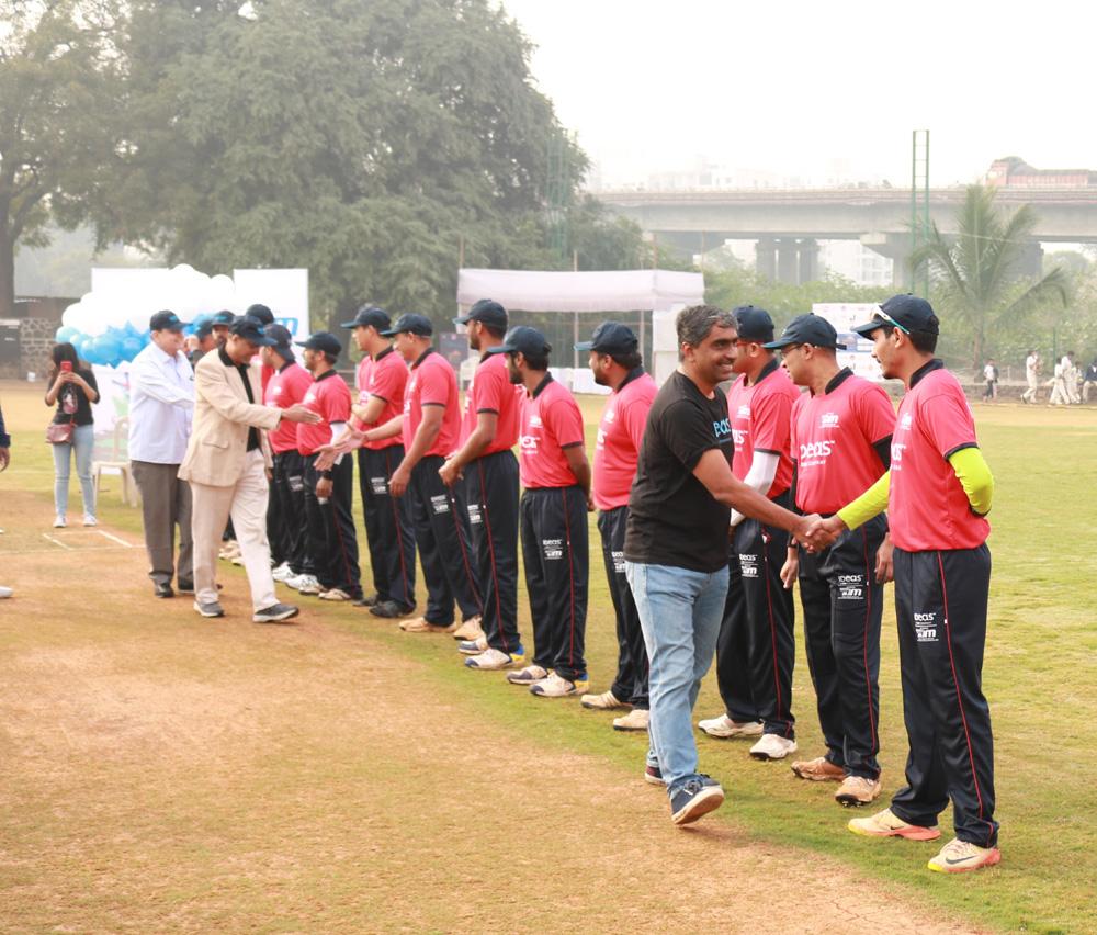 15व्या अंकुर जोगळेकर मेमोरियल आंतर आयटी क्रिकेट 2018-19 स्पर्धेत आयडीयाज् अ सास कंपनी, इन्फोसीस संघांची विजयी सलामी