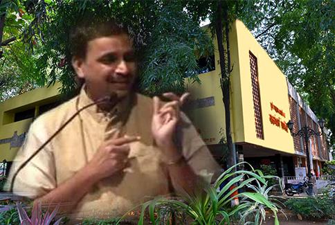 बालगंधर्व ....हेच शिवाजी महाराज ,आंबेडकर ,फुलेंच्या नावाचे मंदिर असते तर ?.... विश्वंभरांचा पुणेकरांना सवाल