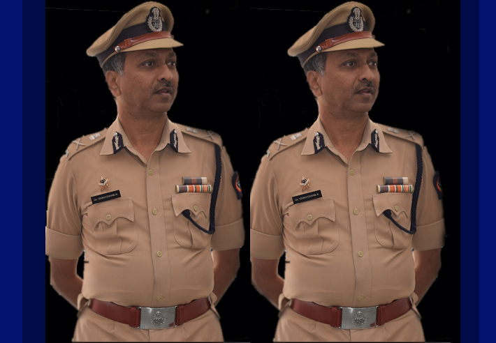 पुण्याचे पोलिस आयुक्त व्यंकटेशम यांची बदली नाही ,पिंपरीला कृष्णप्रकाश