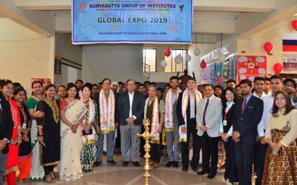 जागतिक स्पर्धेत सक्षम होण्यासाठी 'ग्लोबल एक्स्पो' उपयुक्त- डॉ. संजय बी. चोरडिया