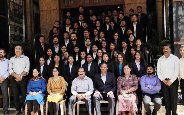 भारती विद्यापीठ 'आयएमईडी 'च्या विद्यार्थ्यांना  ५४ लाखापर्यंतची प्लेसमेंट ऑफर !