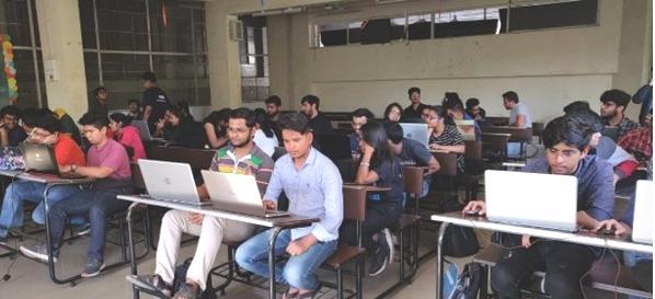 भारती विद्यापीठ अभियांत्रिकी महाविद्यालयात 'मशीन डिझायनिंग ' विषयावर कार्यशाळा
