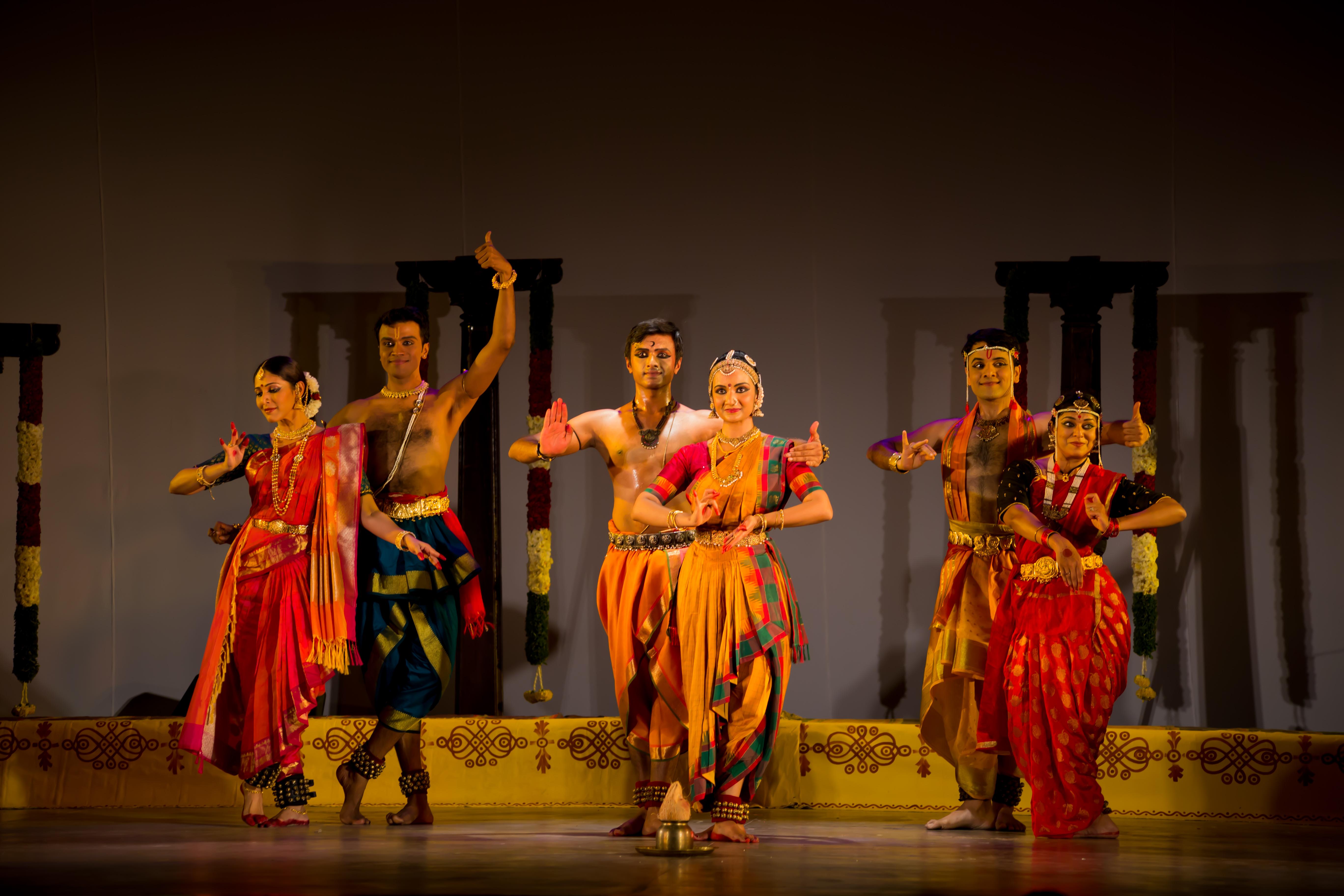 दिव्य विवाहम':पौराणिक विवाह परंपरेवर नृत्यरचना सादरीकरण