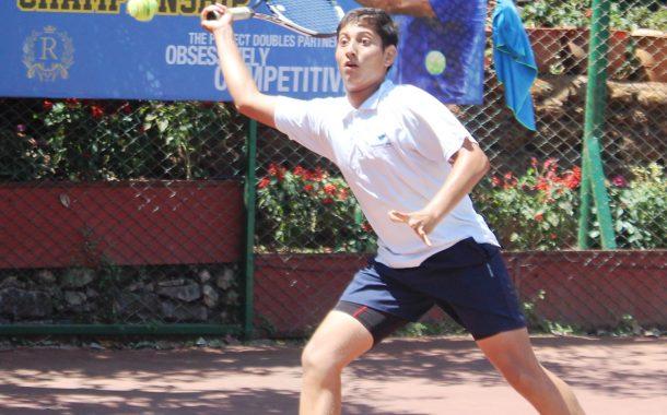 16 वर्षाखालील टेनिस स्पर्धेत मोहम्मद अलीम खान, अर्जुन प्रेमकुमार, राजेश्वर पटलोल्ला यांचे सनसनाटी विजय