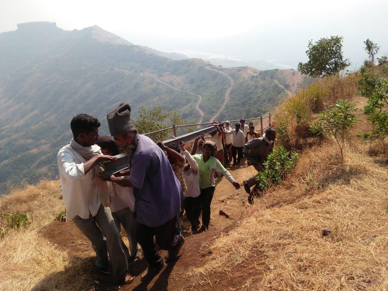 अतिदुर्गम माळवाडी, धानवली गावांच्या विद्युतीकरणाचे आव्हान पुर्णत्वाकडे