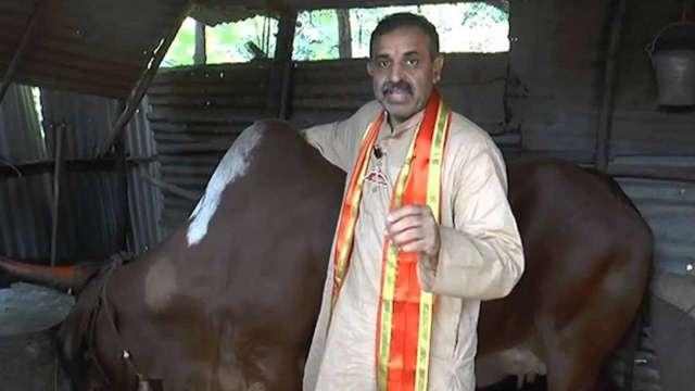 समस्त हिंदू आघाडीचे कार्याध्यक्ष,भाजपचे माजी नगरसेवक  मिलिंद एकबोटे यांना मारहाण