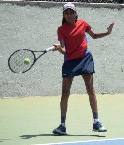 राष्ट्रीय टेनिस स्पर्धेत साहेब सोधी, अर्जुन गोहड, बूषन होबम यांचा मानांकित खेळाडूंना पराभवाचा धक्का