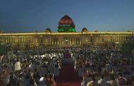 'मै नरेंद्र दामोदरदास मोदी...' सलग दुसऱ्यांदा पंतप्रधान पदी मोदी शपथबद्ध(व्हिडिओ)