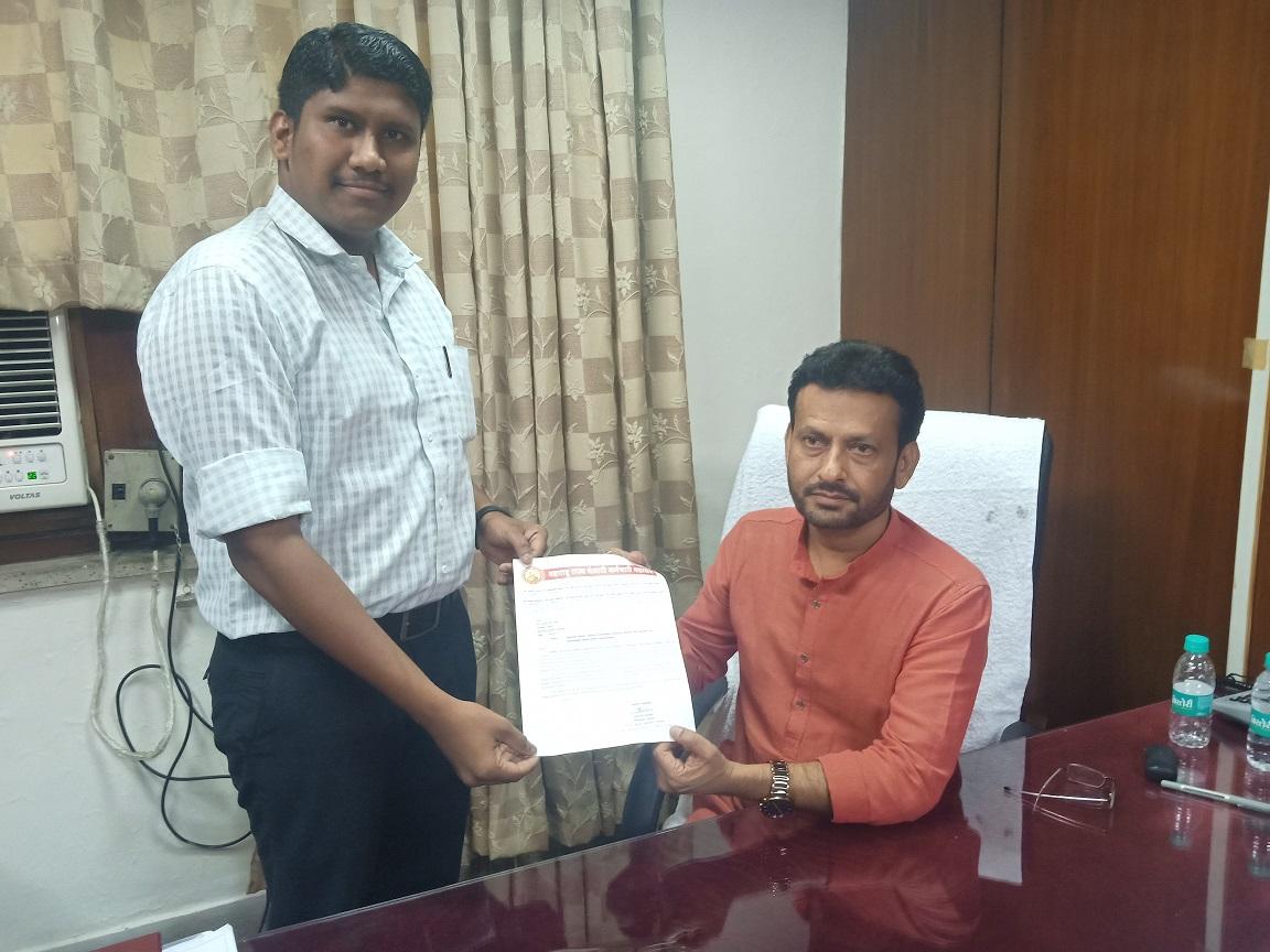 कंत्राटी कर्मचाऱ्यांना योग्य न्याय देऊ – कामगार मंत्री डॉ. संजय कुटे