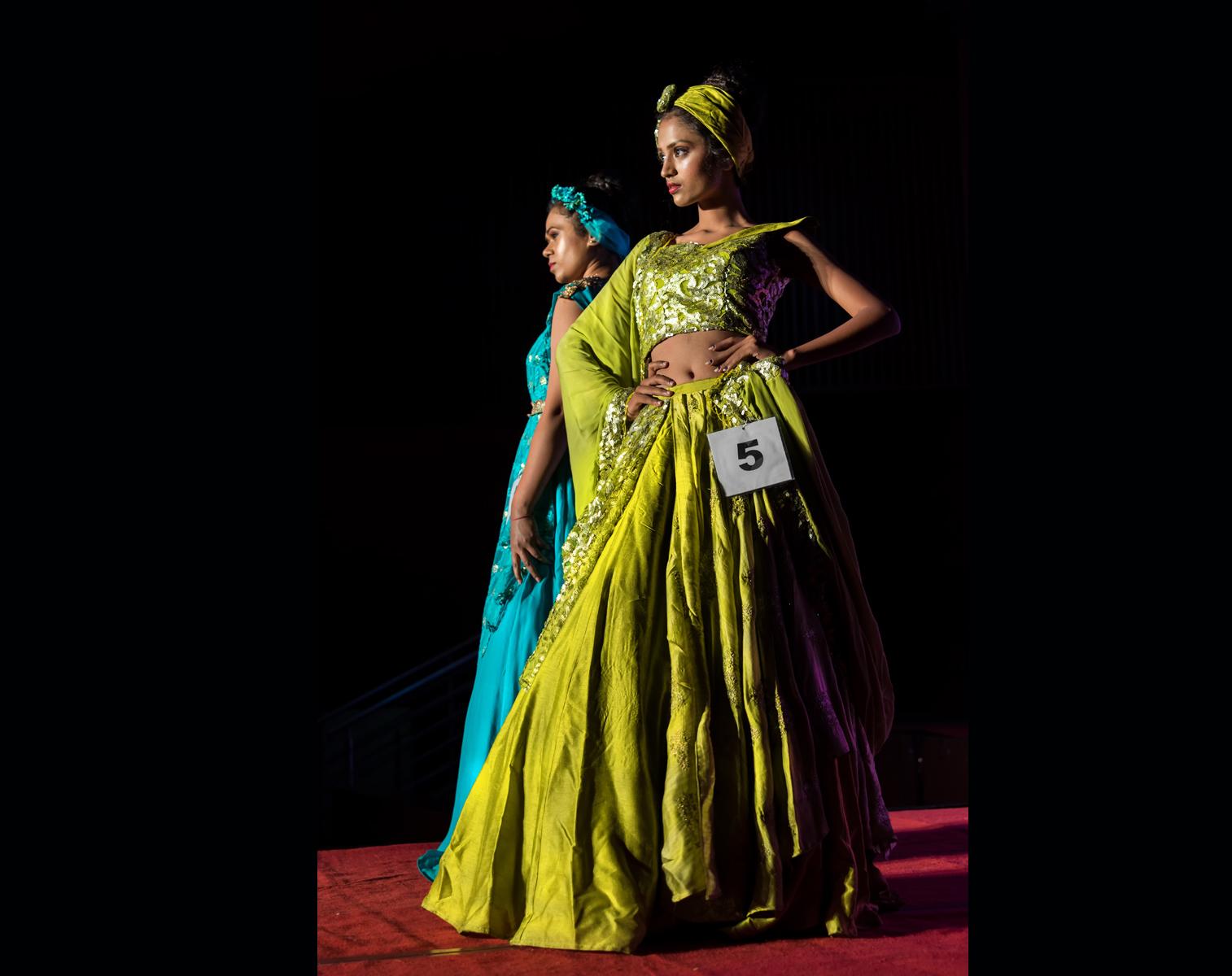 'जेआरव्हीजीटीआय'मध्ये फॅशन शो