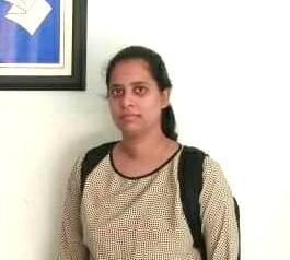 प्रीती बामणेला आयआयटी (मुंबई )ची फेलोशिप