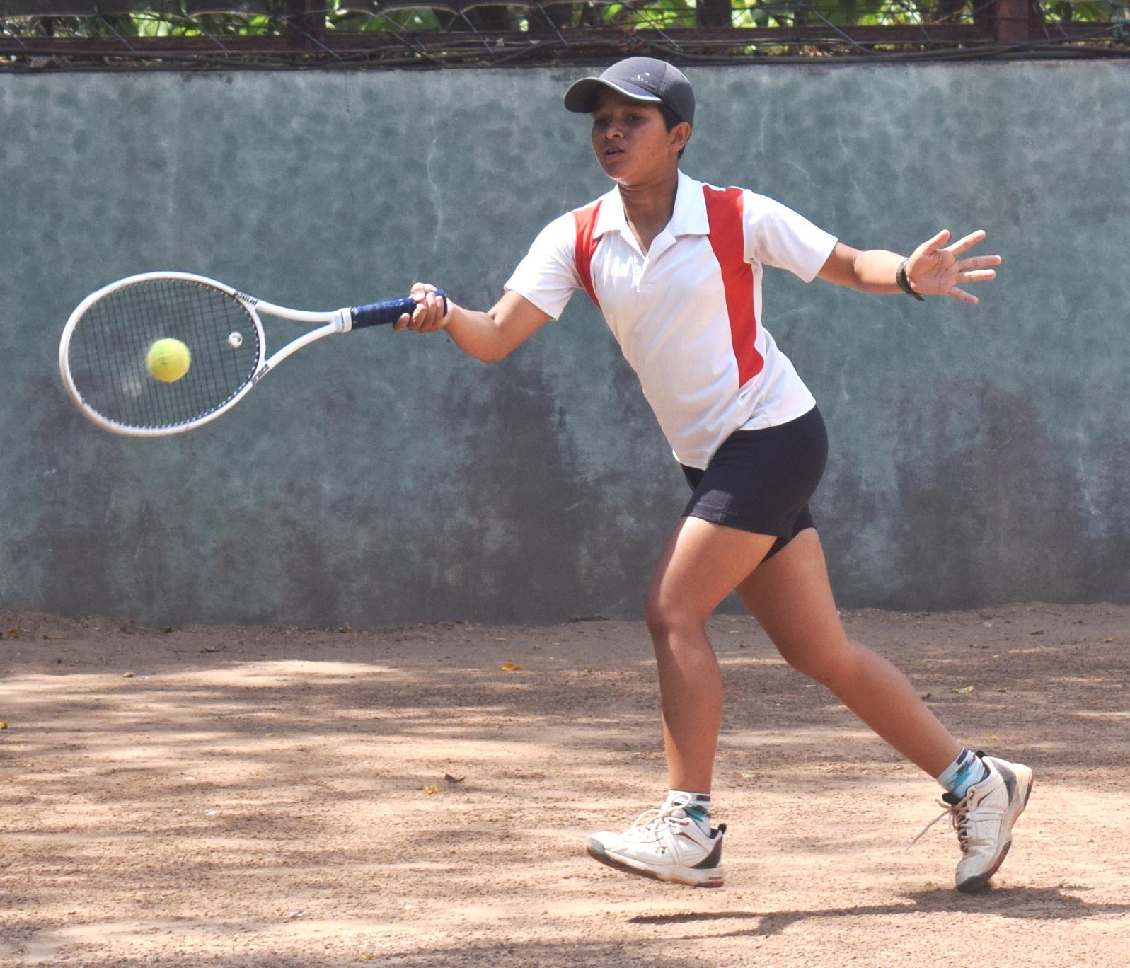 पीएमडीटीए ज्युनियर टेनिस लीग स्पर्धेत फ्लाईंग हॉक्स संघाची रायजिंग ईगल्स संघावर मात
