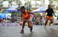 एमएसआरए 76व्या वरिष्ठ राष्ट्रीय स्क्वॅश 2019 अजिंक्यपद स्पर्धेत सुनयना कुरुविलाचा सान्या वत्सवर विजय