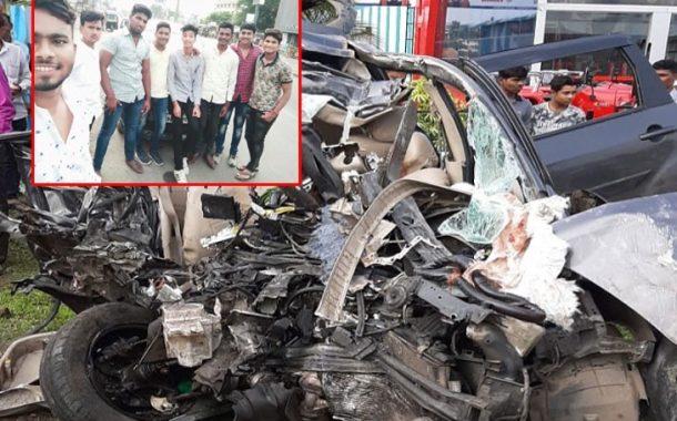 पुणे-सोलापूर रस्त्यावर ट्रक-कारचा भीषण अपघात; 9 जणांचा मृत्यू