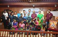 अजित पवारांच्या वाढदिवशी तब्बल ६० मुलींचे  शैक्षणिक दत्तकत्व कदम कुटुंबाने स्वीकारले