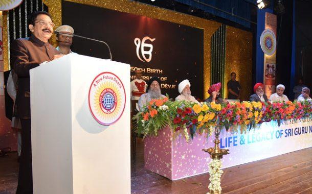 मुंबई आणि महाराष्ट्राच्या प्रगती व विकासामध्ये शीख समुदायाचे योगदान महत्त्वाचे- राज्यपाल चे. विद्यासागर राव