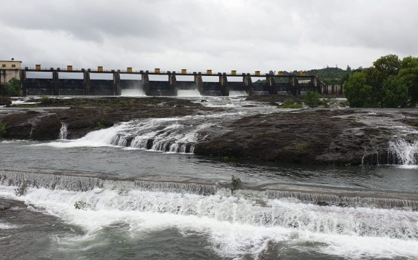 'खडकवासला' शंभर टक्के भरले; नदीत पाणी सोडले …2568 क्यूसेकने विसर्ग