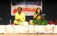 मराठी -हिंदी 'गीतबहार'ने जिंकली मने !