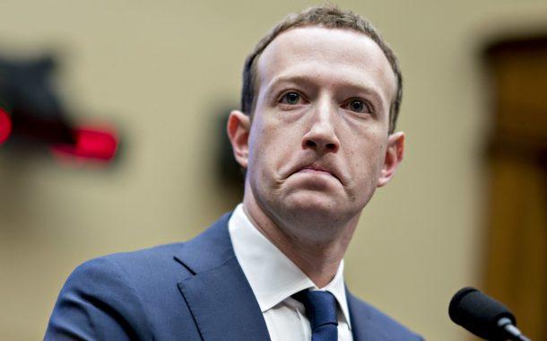 डेटा लीक प्रकरणी फेसबुकला 34 हजार कोटी रुपयांचा दंड